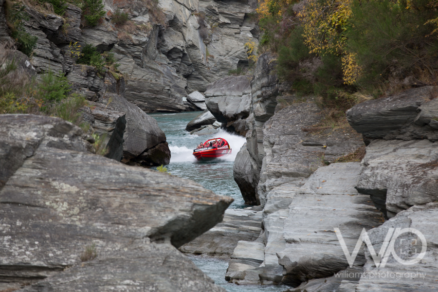 Shotover Jet Queenstown Photos