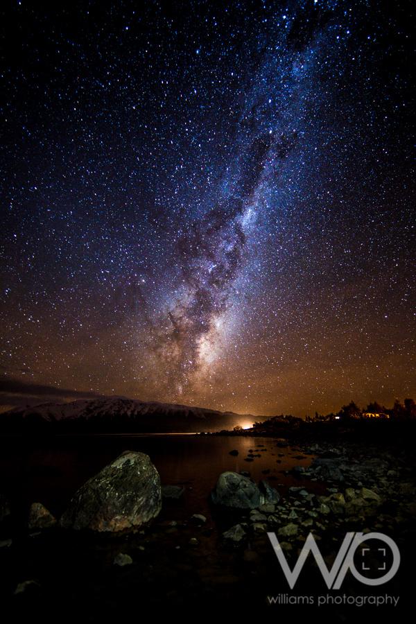 Lake Tekapo Milky Way