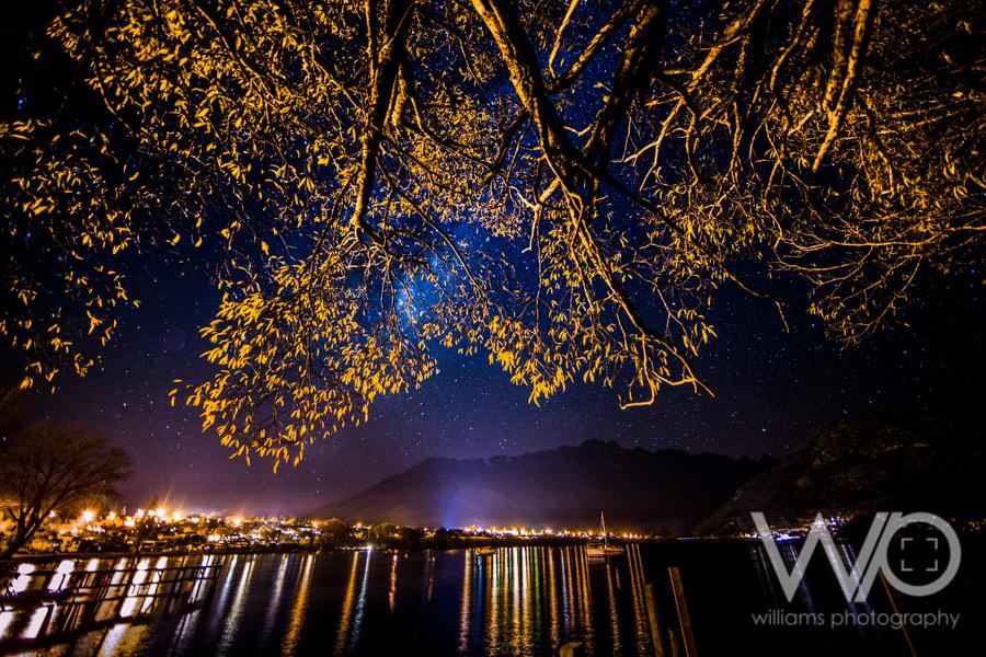 Queenstown Night Sky