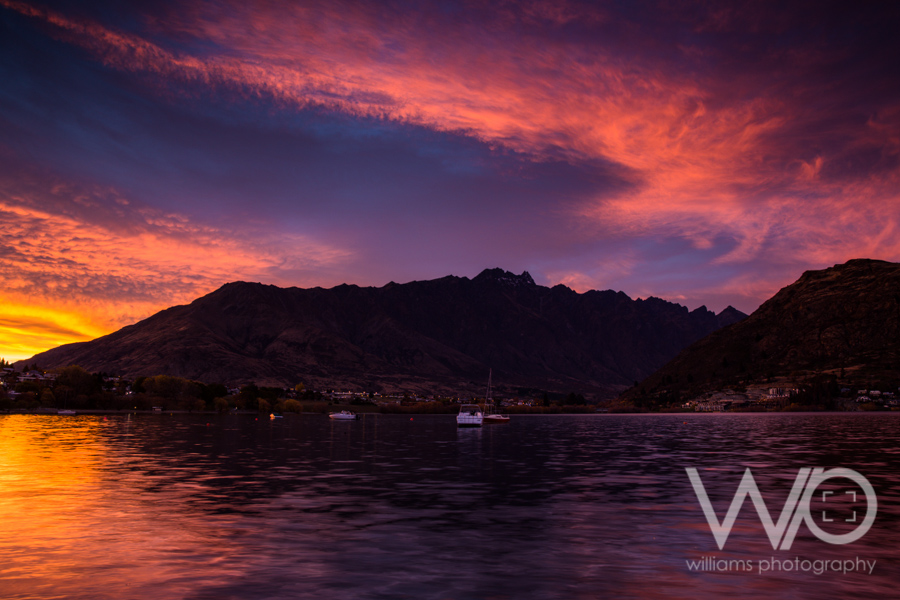 The Remarkables Sunrise Queenstown