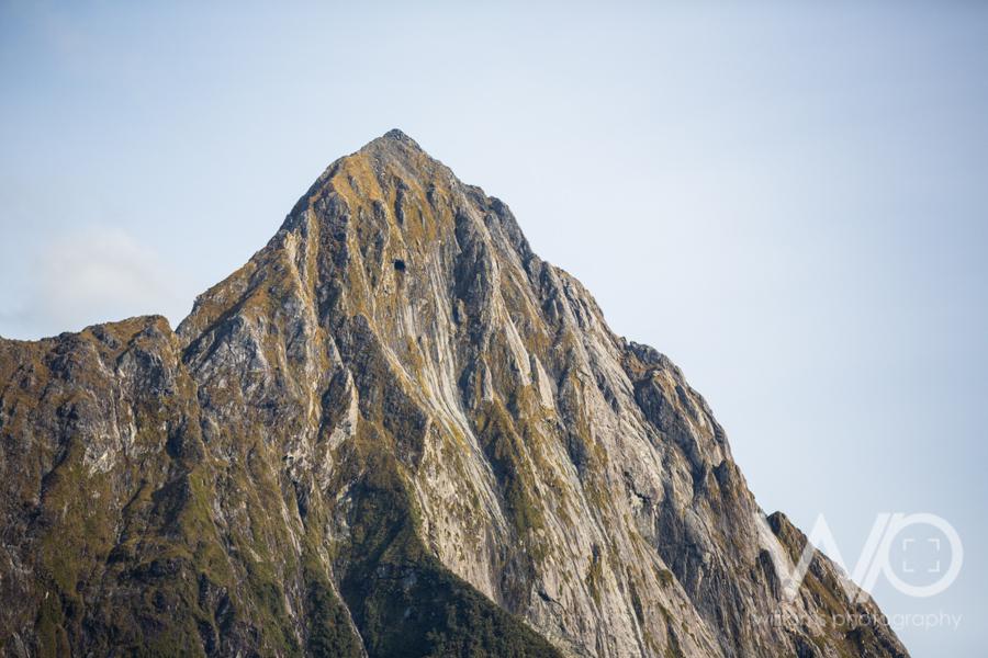 Mitre Peak Milford Sound